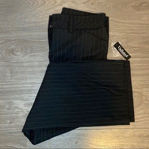 Unlisted by Kenneth Cole Pinstripe Pants
